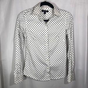 🍊Banana Republic Collared Dress Shirt